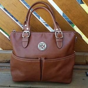 Brown Relic Purse